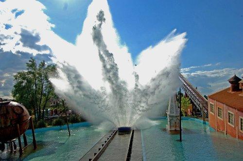 Thorpe Park Slide