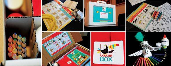 toucanBox Fun for Kids
