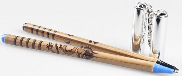 Toxic Fox Nan Chuck Pens
