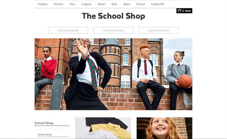 Tu Clothing Voucher Code School