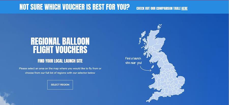 Virgin Balloon Voucher Code