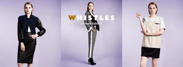 Limited Edition products by Whistles