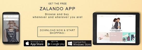 Zalando Mobile Apps