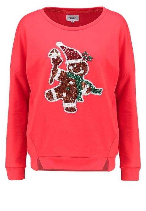Only Gingerbread Man Christmas Sweatshirt Zalando
