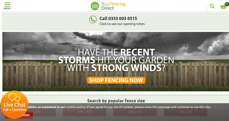 Buy Fencing Voucher Codes