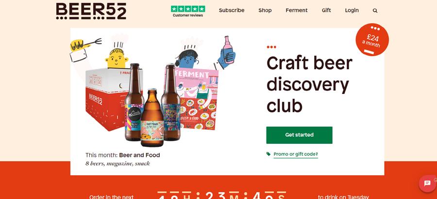 Beer52 Coupon Code