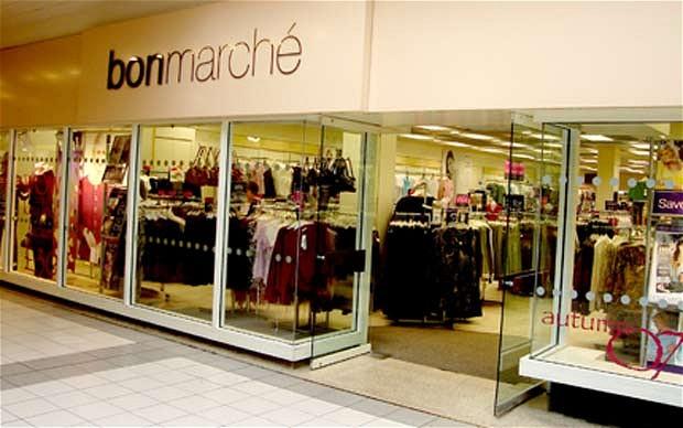 Bonmarché Storefront