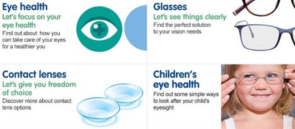 Boots Opticians Contact Lenses