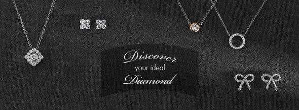 Diamonds by Blue Nile