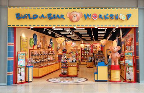 Build a Bear Store