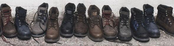Longlasting CAT Shoes