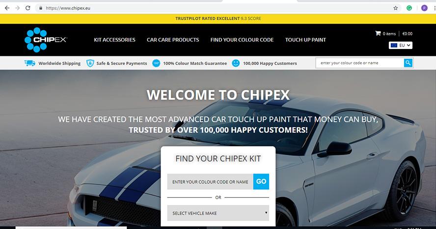 Chipex Coupon Code