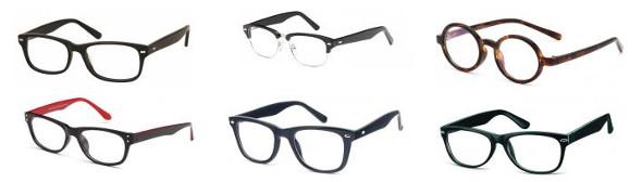 Direct Sight Glasses
