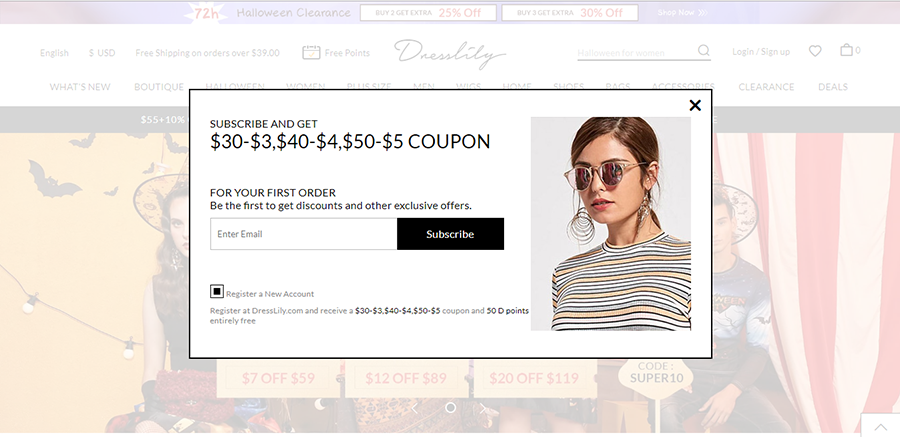 Dress lily coupon code