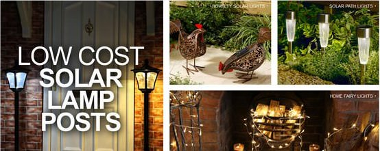 Festive Lights for home and outdoors