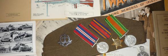 Forces War Records Mementos