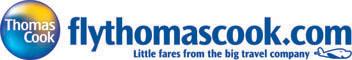 Fly Thomas Cook Logo