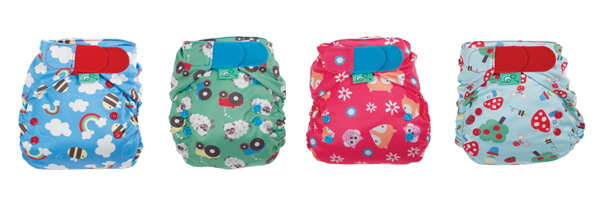 Frugi diapers