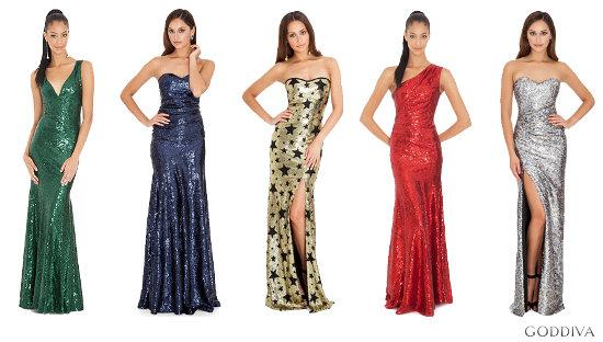 Goddiva Dresses