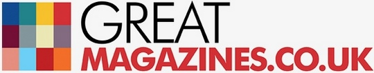 Great Magazines Logo