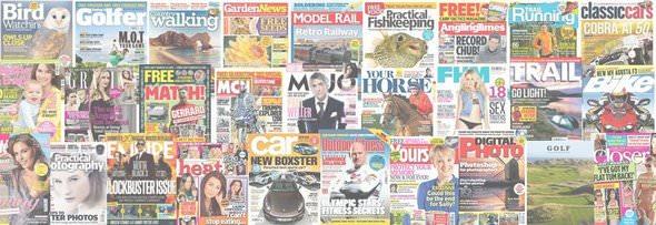 Great Magazines Range