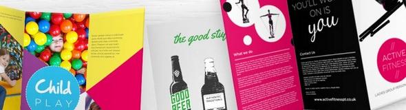 Instantprint Brochures