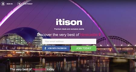 Itison Website