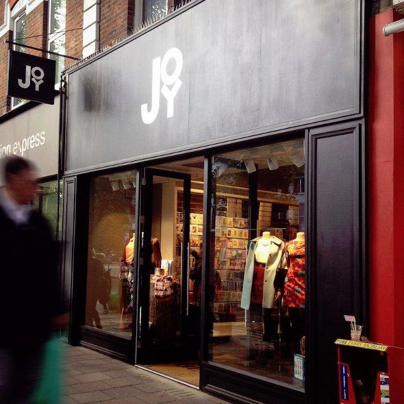 Joy Storefront