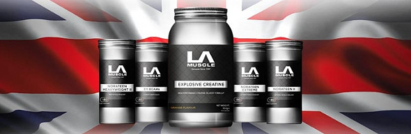 LA Muscle Products