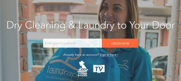 Laundrapp Dry Cleaning Services