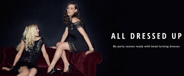 Little Black Dress Party Dresses