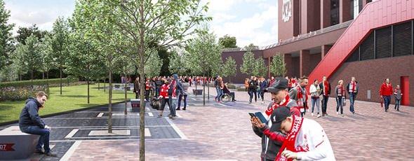 Liverpool FC Property