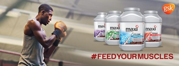 Buy sports nutrition products online at Maxishop