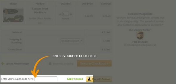 My Picture voucher