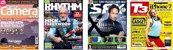 My Favourite Magazines Range