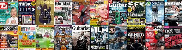 My Favourite Magazines Copies