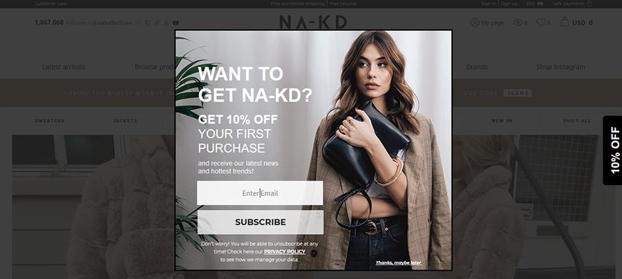 Na-KD Voucher Code
