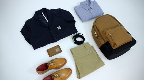 Mens Shopping at Northern Threads