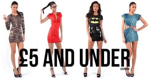 OMG Fashion Deals