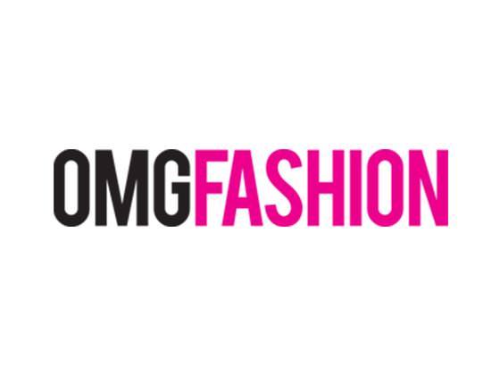 OMG Fashion Logo