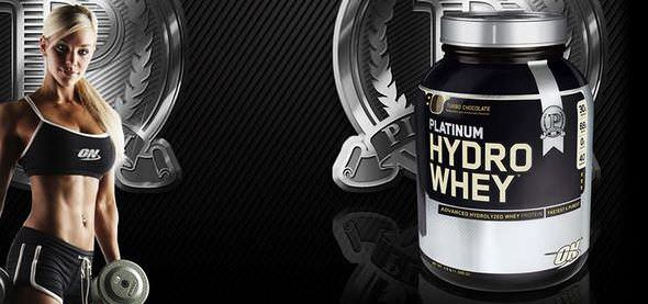 Whey Protein by Optimum Nutrition