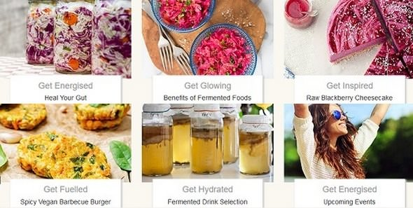 Planet Organic Healthy Food