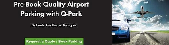 Q Park Airport Parking