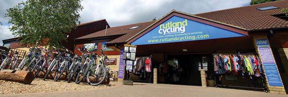 Rutland Cycling Storefront