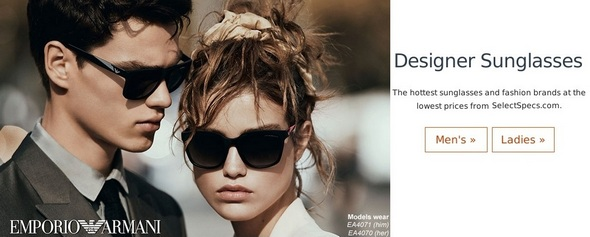 Selectspecs Branded Sunglasses