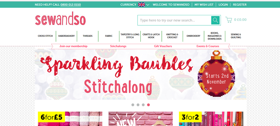 Sew And So Coupon Code