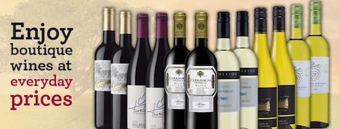 Sunday Times Wine Club Wines
