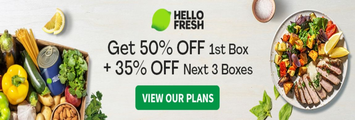 EXCLUSIVE: 50% off Your First Box plus 35% off your Next 3 Boxes