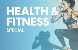 The Best Discounts for Your Health & Fitness Activities