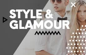 The Hottest Style & Glamour Discounts From Your Favourite Shops